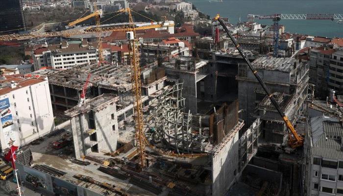 Yeni AKM'nin kaba inşaatı yüzde 85 tamamlandı