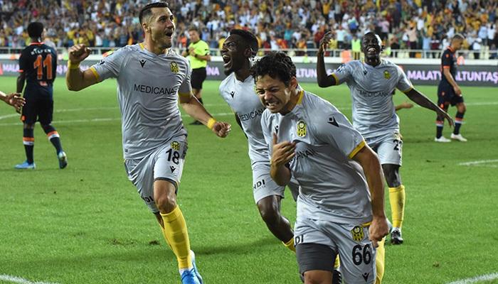 Yeni Malatyaspor rahat kazandı
