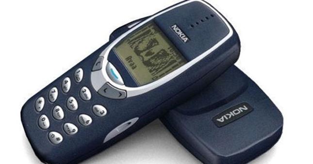 Yeni Nokia 3310'un ilk görüntüsü!