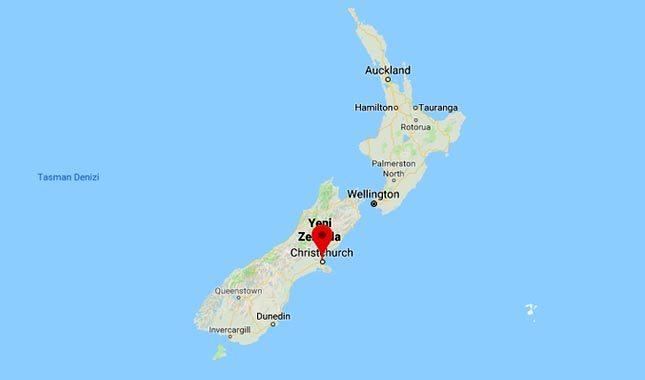 Yeni Zelanda nerede hangi kıtada | Yeni Zelanda dünya haritasındaki yeri | Yeni Zelanda nüfusu kaç hangi din çoğunlukta?