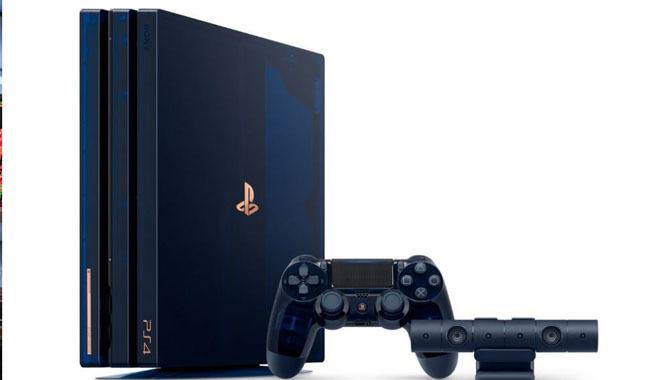 Yeni tasarımlı Playstation 4 Pro görücüye çıktı