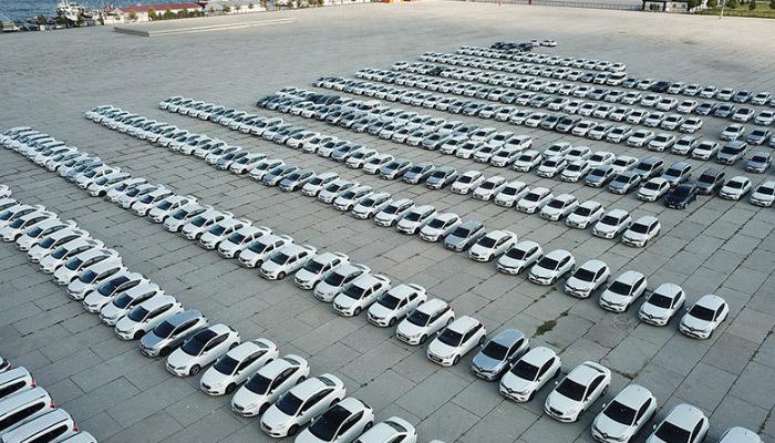 """Yenikapı'daki araçlar için: """"Daha yeni başlıyoruz"""""""