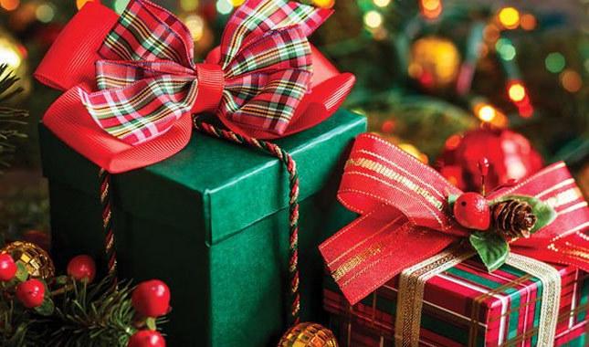 Yılbaşı hediye kutusu - Yılbaşı hediye kartları - Yılbaşında alınacak hediyeler 2019 yılbaşı mesajları