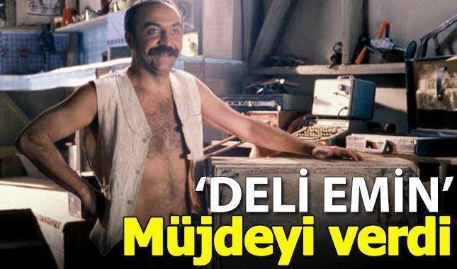 Yılmaz Erdoğan'dan Vizontele müjdesi
