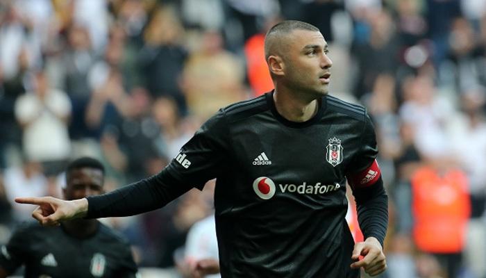 Yılmaz'ın performansı Beşiktaş'ı memnun etti