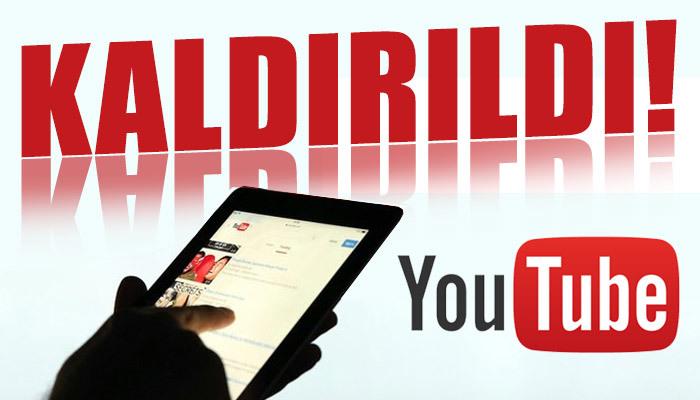 Youtube, nefret söylemi içeren videoları kaldırdı