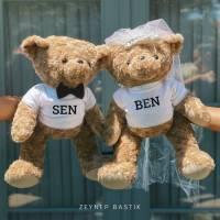 """ZEYNEP BASTIK'TAN ROMANTİK ŞARKI: """"SEN BEN"""""""