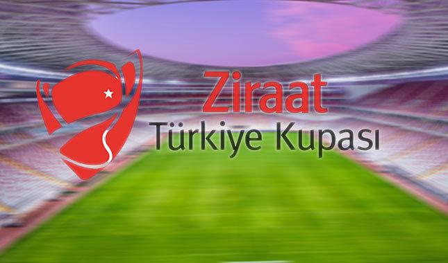 Ziraat Türkiye Kupası'nda 4'üncü tur heyecanı başlıyor, kupa fikstürü
