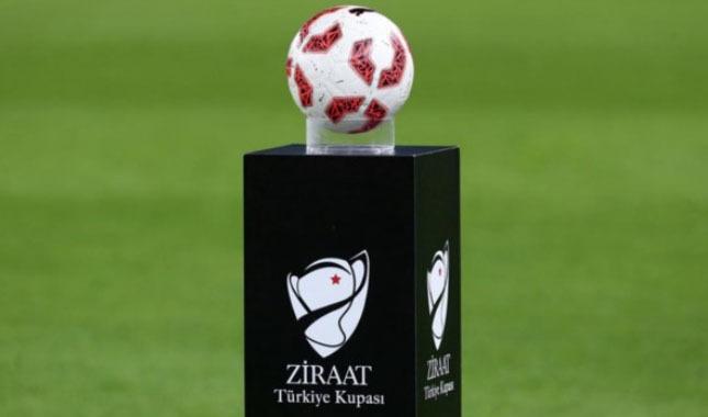 Ziraat Kupası'nda hakemler açıklandı!