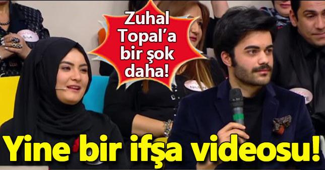 Zuhal Topal'dan kovulan Deniz'den ifşa videosu
