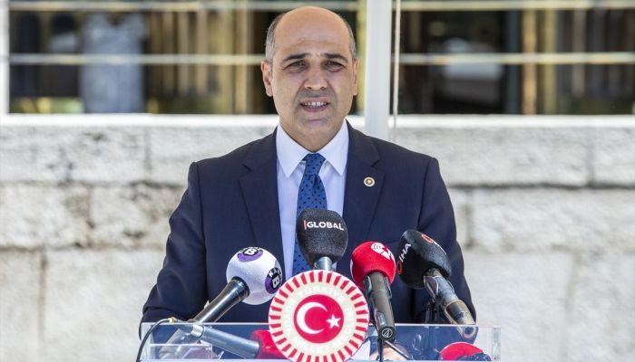 """CHP'li Şahin, Balıkesir Devlet Hastanesinin tekrar """"güçlü"""" hale getirilmesini istedi"""