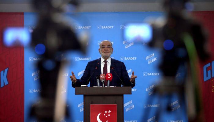 Saadet Partisi Genel Başkanı Karamollaoğlu gündemi değerlendirdi: