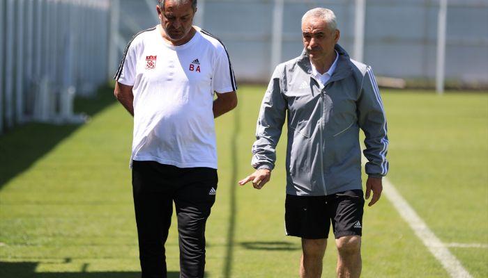 Sivasspor, Kasımpaşa maçının hazırlıklarını sürdürdü