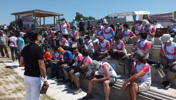 Cross Country Uluslararası Yamaç Paraşütü Mesafe Yarışı Tokat'ta başladı