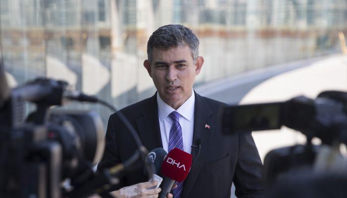 """TBB Başkanı Feyzioğlu: """"Baro başkanlarına sesleniyorum, dün TBMM'de komisyona çağrıldınız gelmediniz, yine aracılık edelim lütfen gidin konuşun."""""""