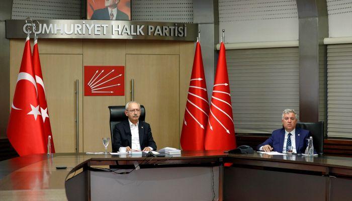 Kılıçdaroğlu, Kayseri'deki STK'lerin temsilcileriyle görüştü: