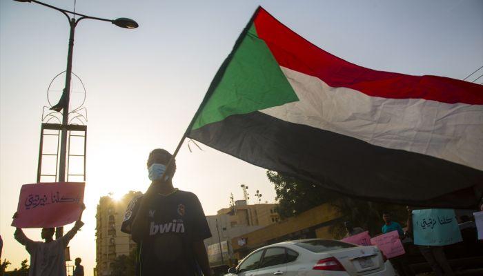 """Sudan'da """"asayişin sağlanması"""" talebiyle başlayan eylemler sürüyor"""