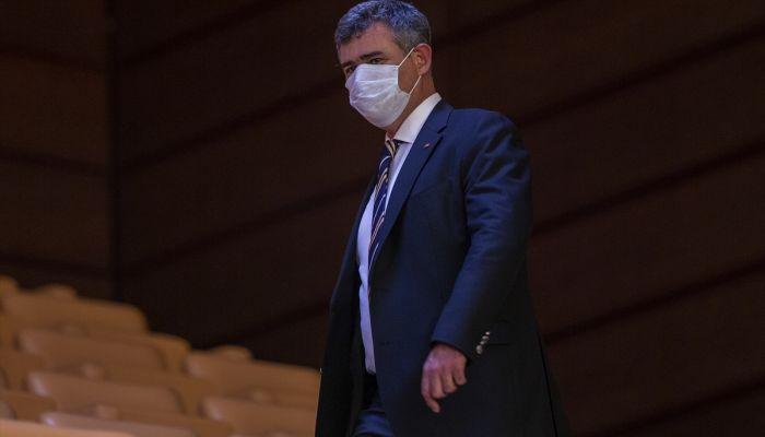 TBB Başkanı Feyzioğlu Meclis'te: