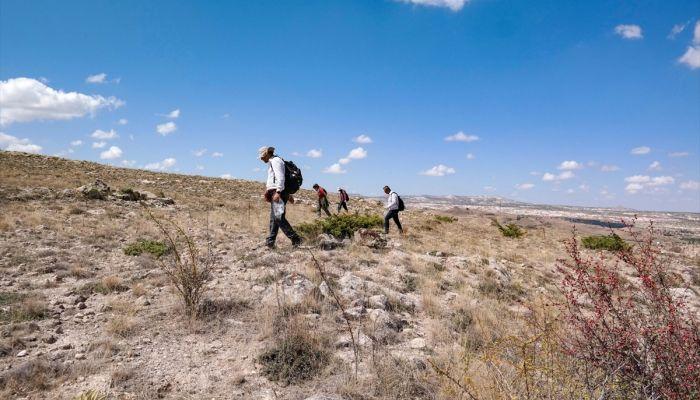 """Nevşehir'de """"Neolitik Çağ Yüzey Araştırmaları Projesi""""ne yeniden başlandı"""