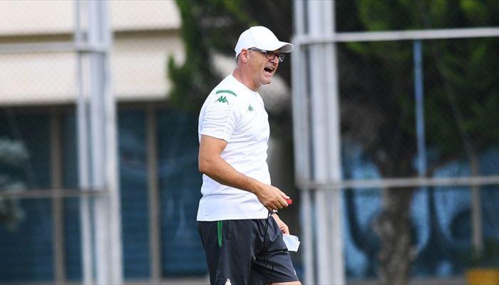 Bursaspor sezonu 3 puanla tamamlamayı hedefliyor