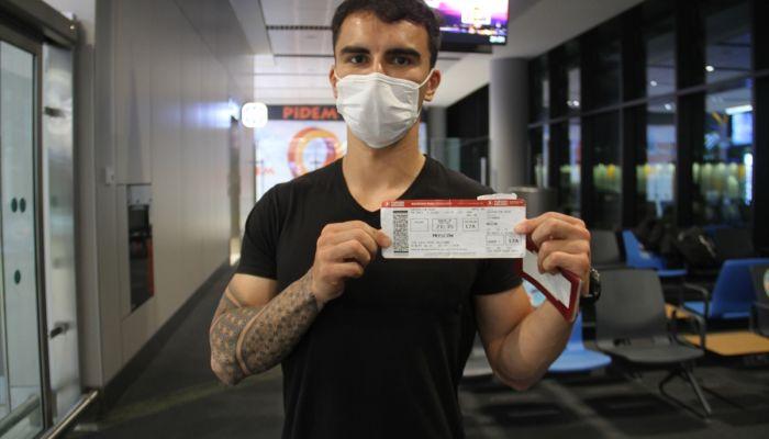 Rusya'ya koronavirüs nedeniyle ara verilen seferler yeniden başladı
