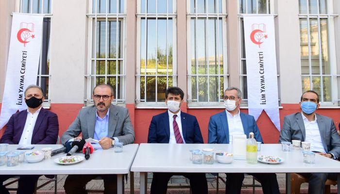 AK Parti Genel Başkan Yardımcısı Ünal'dan sosyal medya yasası değerlendirmesi: