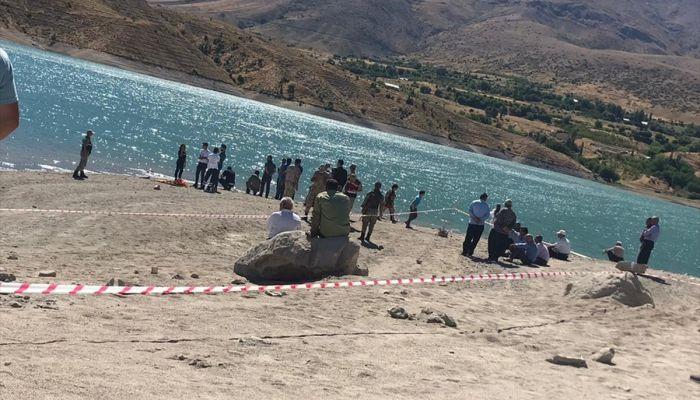 Malatya'da bir kişi serinlemek için girdiği baraj gölünde boğuldu