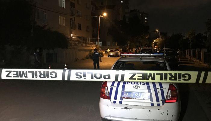 Kartal'da silahlı kavgaya müdahale eden polis yaralandı