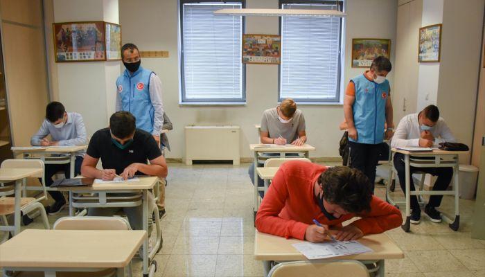 TDV'nin uluslararası öğrenci mülakatlarının Bosna Hersek ayağı yapıldı