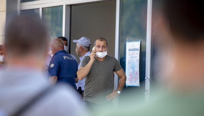Antalya'da ağabeyi tarafından öldürülen 8 yaşındaki çocuğun cenazesi morgdan alındı