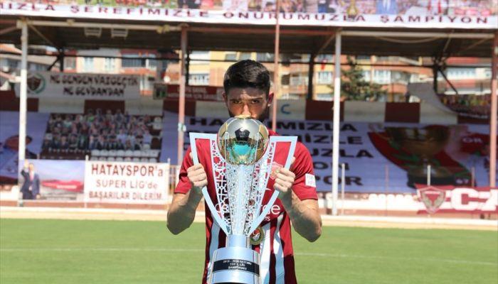 Hatayspor'da sözleşmesi biten Kubilay Sönmez takımdan ayrıldı