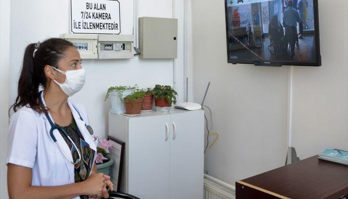 Eskişehir'de sağlık raporu tartışması sırasında iki doktor saldırıya uğradı