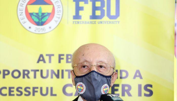 """Vefa Küçük: """"Tüm öğrencilere Fenerbahçe Üniversitesini tavsiye ediyorum"""""""