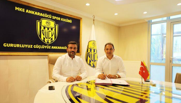 Fuat Çapa, MKE Ankaragücü ile sözleşme imzaladı