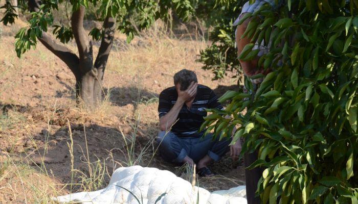 Aydın'da portakal bahçesinin bekçisi ölü bulundu