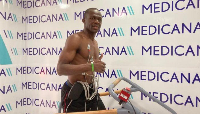 Sivasspor'da 7 futbolcu sağlık kontrolünden geçti