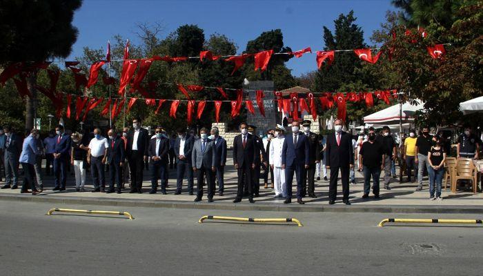 Atatürk'ün Sinop'a gelişinin 92. yıl dönümü kutlandı
