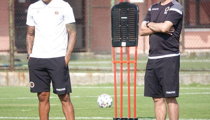 Gençlerbirliği'nde Beşiktaş maçı hazırlıkları