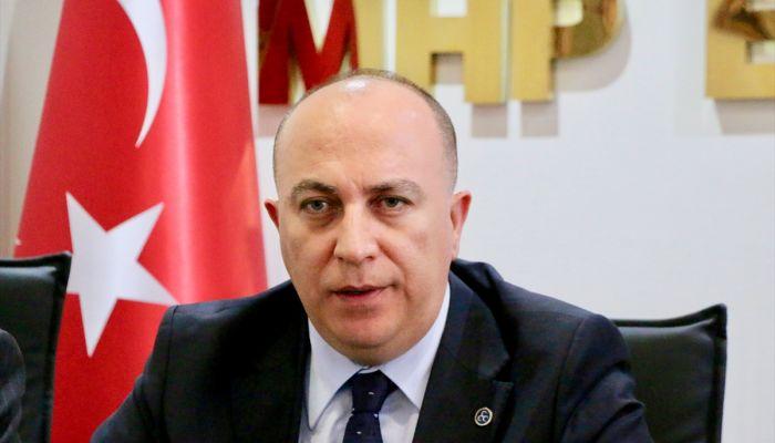 """MHP'li Yönter: """"Cumhur İttifakı, Türkiye Cumhuriyeti'nin yegane güvencesidir"""""""