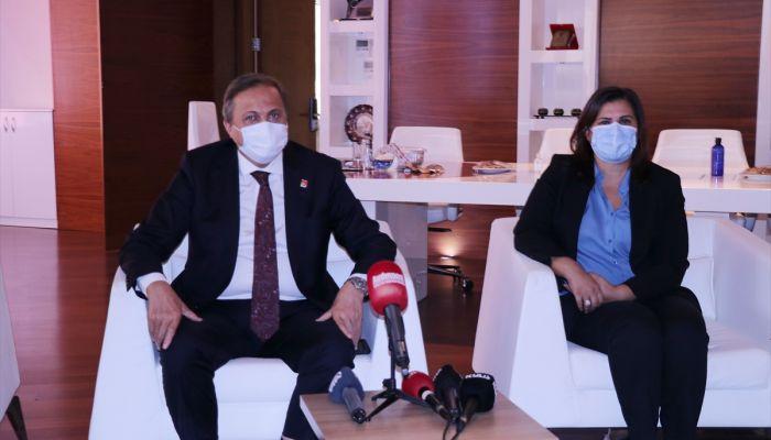 """CHP'li Torun: """"Biz sonuna kadar Azerbaycan'ın, kardeşlerimizin yanındayız"""""""