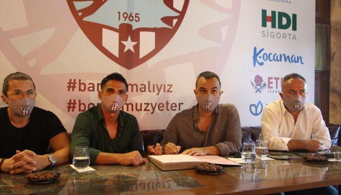 Royal Hastanesi Bandırmaspor, Trabzonspor'dan Abdurrahim Dursun'u kiraladı