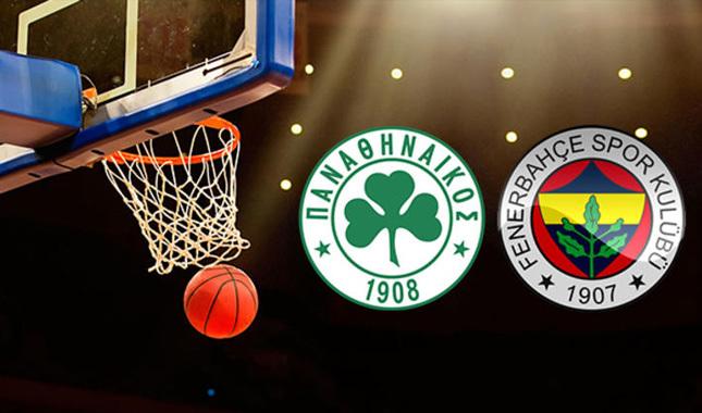 Panathinaikos Fenerbahçe basket maçı ne zaman saat kaçta hangi kanalda?
