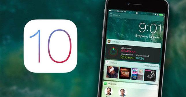 iOS 10'da güvenlik açığı