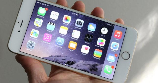 iPhone 6'larda dokunmatik sıkıntısı başladı