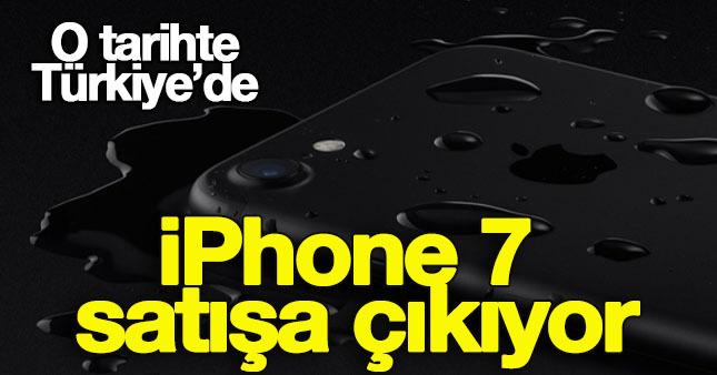 iPhone 7 Türkiye fiyatı belli oldu