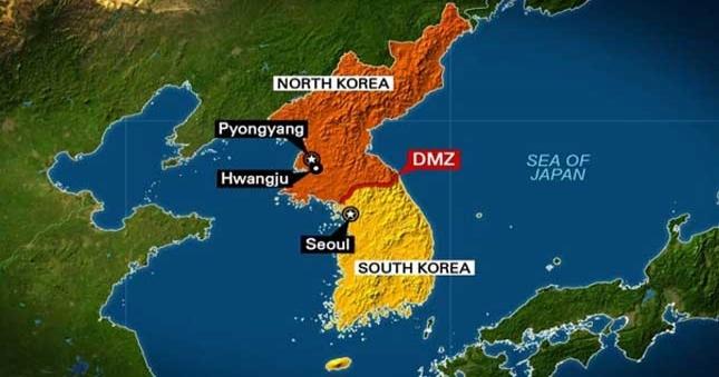 Kore ne zaman ayrıldı haritadaki yeri neresi - Kore neden ...