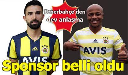 Fenerbahçe'den dev anlaşma! Göğüs forması kim oldu?