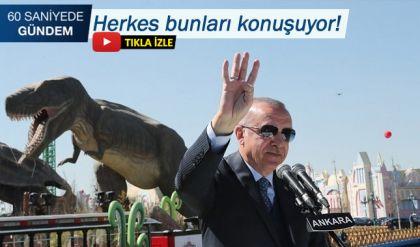 60 SANİYEDE GÜNDEM - 21.03.2019