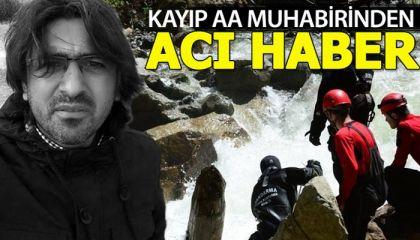 AA muhabiri Abdülkadir Nişancı'dan acı haber!