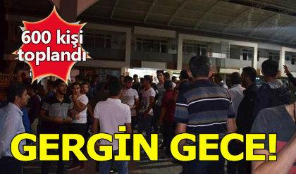 Antalya'da Türk vatandaşlar ile Suriyeliler arasında gerginlik